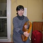 リラ奏者Mikakoさん